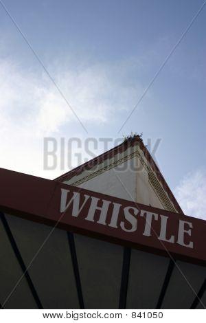 Detail Of Cafe Roofline