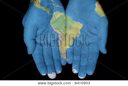 South America In Our Hands