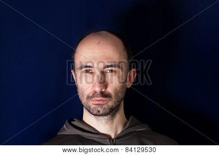 Suspicious Man