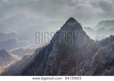 Cozia Mountains, Romania