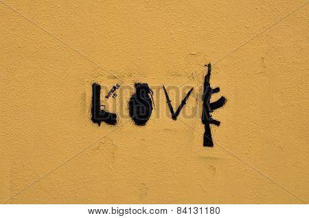 Love Of Destruction
