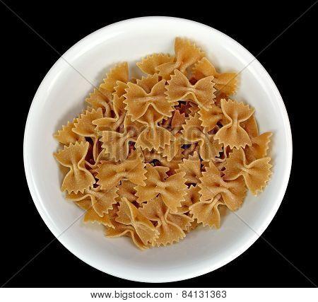 Whole Wheat Farfalle Pasta