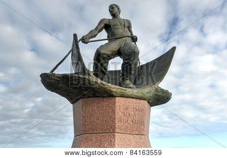 Montauk Lost At Sea Memorial