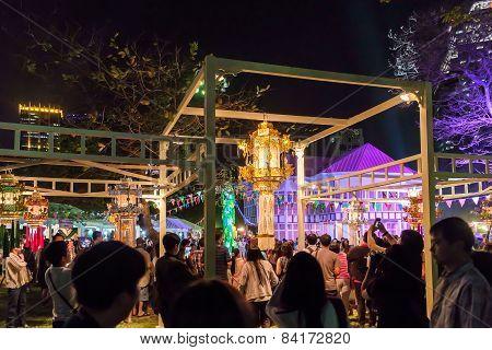 The Thailand Tourism Festival