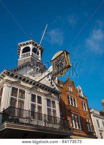 Guildford clock