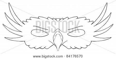Happy Holiday - Mask Of Royal Eagle