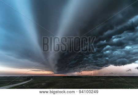 Severe weather in Nebraska