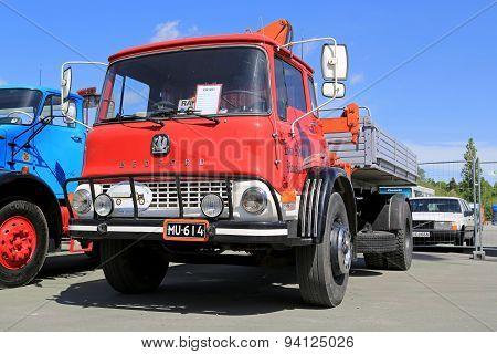 Classic Bedford Truck 1972