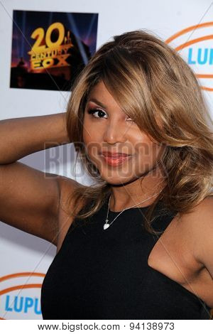 LOS ANGELES - JUN 6:  Toni Braxton at the Lupus LA Orange Ball  at the Fox Studios on June 6, 2015 in Century City, CA