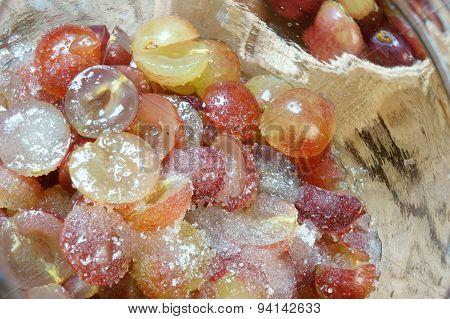 Grape Wine, Grape Fruit, Alcoholic Fermentation
