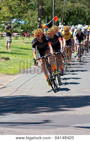 Zwizanski Leads Team Optum At Stillwater