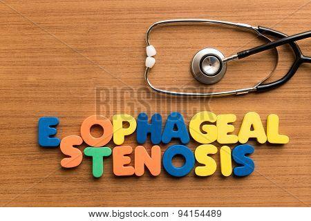 Esophageal Stenosis