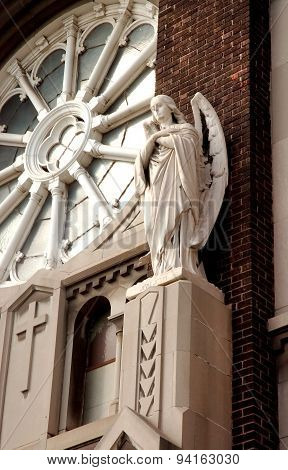 Church In Detroit Area