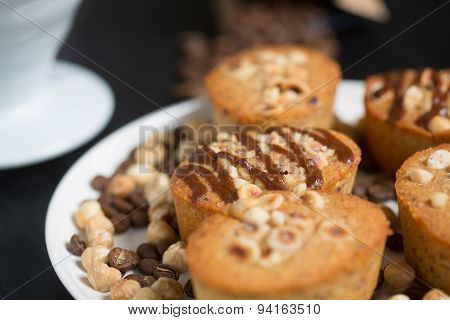 Cookies In A Plate