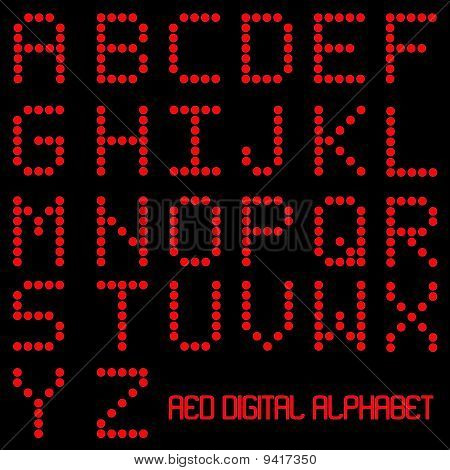 Digital Alphabet