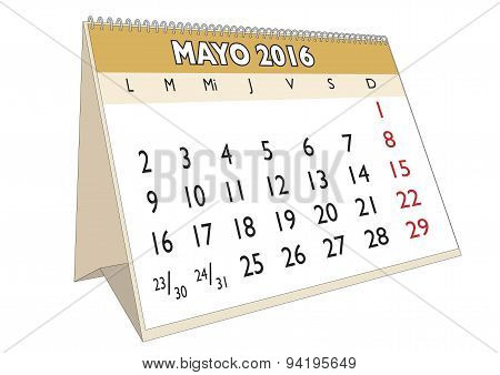 Mayo 2016