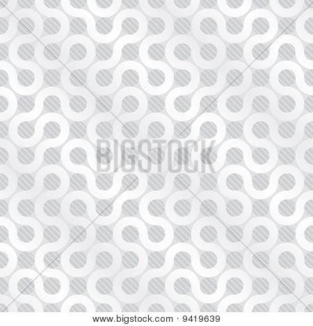 White Flow Background