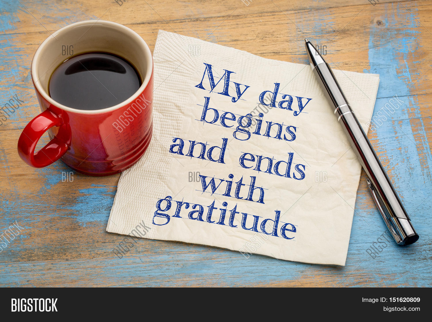 My Day Begins Ends Image & Photo (Free Trial) | Bigstock
