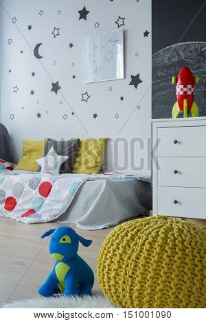 Child Room In Contemporary Style Idea