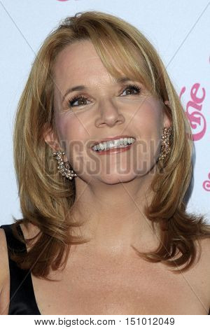 LOS ANGELES - OCT 8:  Lea Thompson at the 2016 Carousel Of Hope Ball at the Beverly Hilton Hotel on October 8, 2016 in Beverly Hills, CA