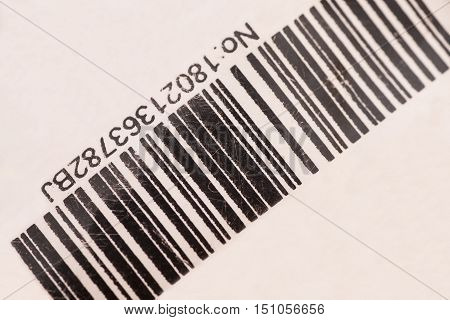 Bar code  tag scan  price origin indication .