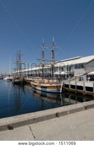 Sailing Ships Hobart