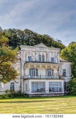 Historic Ruin House
