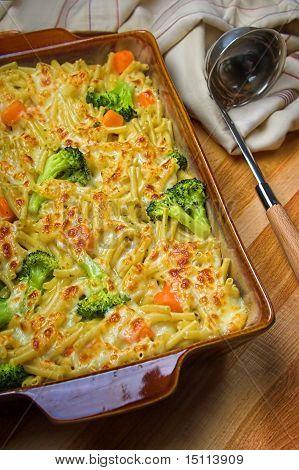 broccoli pasta casserole
