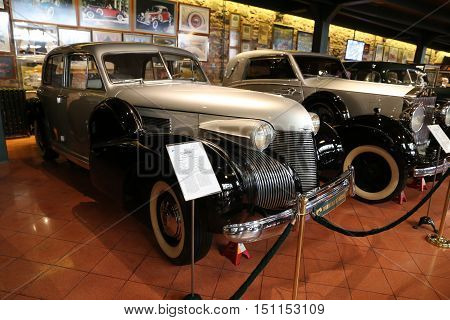 1939 Cadillac 60 Serie Special Sedan