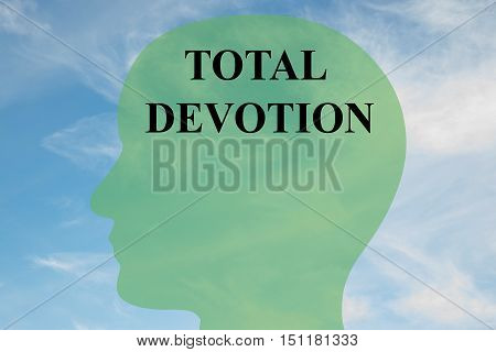 Total Devotion Concept