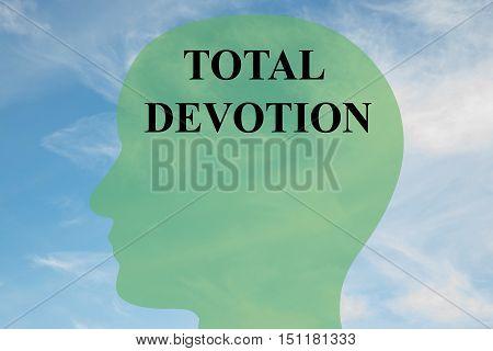 Total Devotion Concept