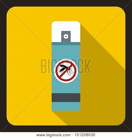 Repellent icon. Flat illustration of repellent vector icon for web