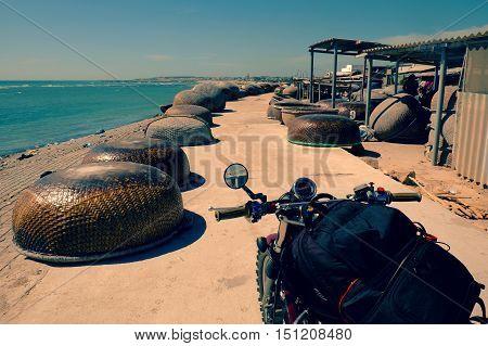 Backpacker Trip, Adventure Vietnam Beach