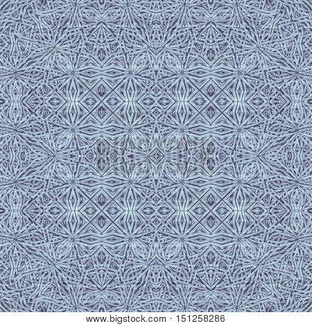 Oriental Geometric Interlace Seamless Pattern
