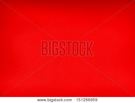 Red leatherette texture background with rough skin