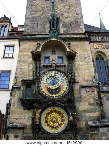 Astromony Clock Prague