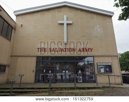 Salvation Army In Bath