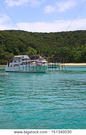 Whitianga Harbor, Whitianga, Coromandel Peninsula, Nz