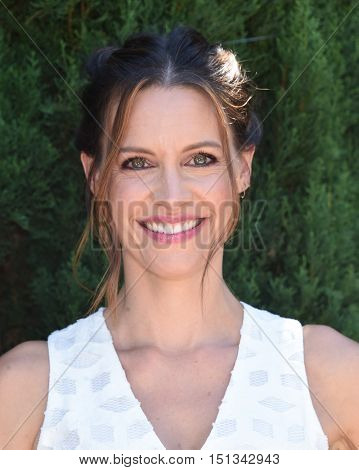 LOS ANGELES - SEP 25:  Kadee Strickland arrives to the The Rape Foundation Annual Brunch on September 25, 2016 in Hollywood, CA