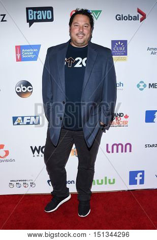 LOS ANGELES - SEP 09:  Greg Grunberg arrives to the Stand Up To Cancer 2016 on September 09, 2016 in Hollywood, CA