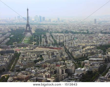 Paris - Aerial View