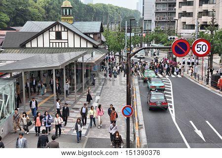Harajuku, Tokyo