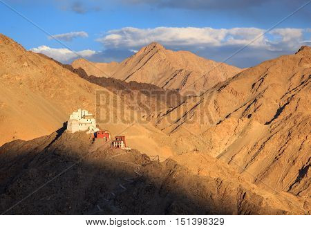 Leh Palace Leh Ladakh Jammu and Kashmir India