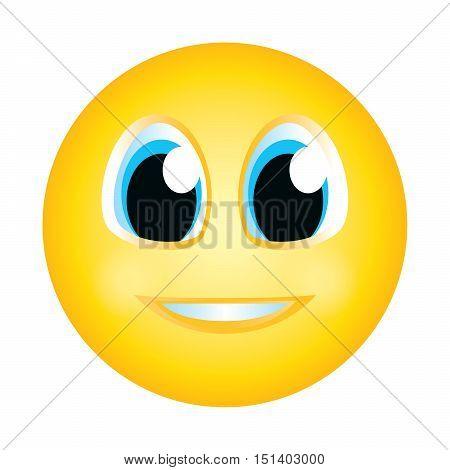 emoji emoticon happy expression face character smiley avatar cartoon