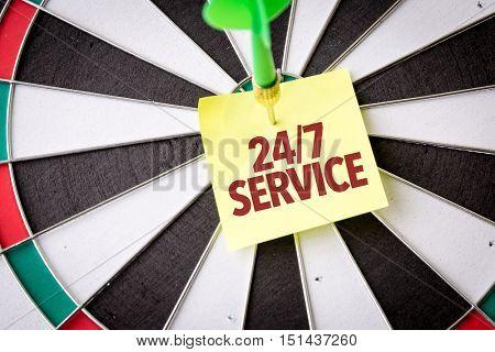 24/7 Service