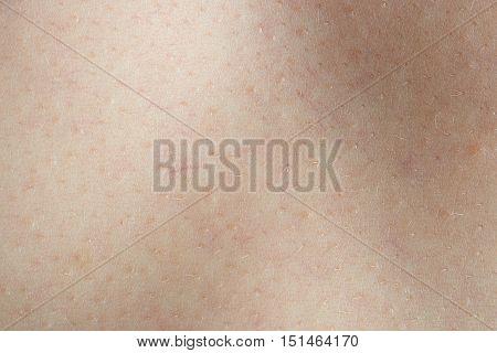 Real Human Skin