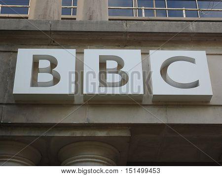 Bbc Broadcasting House In Bristol