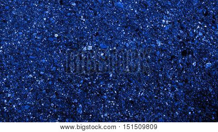 Asphalt, asphalt texture, scabrous asphalt background, asphalt pattern, abstract background, bright asphalt background, abstract pattern, blue abstraction, grunge background, grungy pattern
