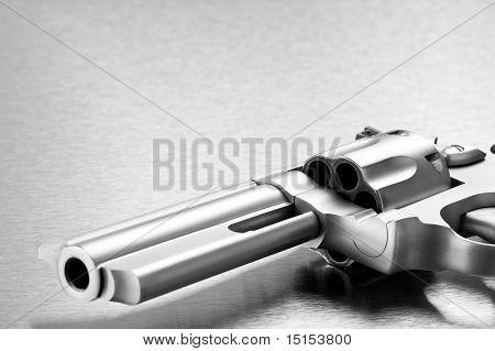 Gun On Metal - Modern Revolver