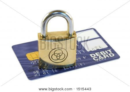 Kreditkarte-Schutz